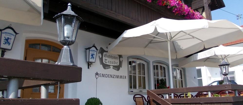 Gasthaus zur Traube Winterrieden